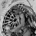 Angel oración en el Huerto